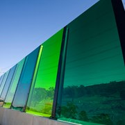 Монолитный поликарбонат 4мм, резка в размер.. фото