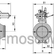 Кран шаровой 11с(6)745п1
