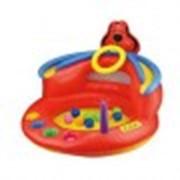 Сухой игровой бассейн Патрик 60х93х93 см фото