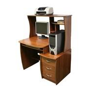 Стол компьютерный СКР-07 фото