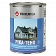 Акрилатная фасадная краска Pika-Teho Tikkurila фото