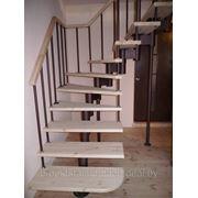 Модульная лестница на 20 ступеней фото