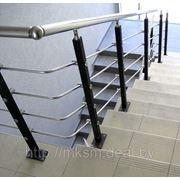 Лестница из нержавейки PR5