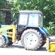 Машина коммунально-уборочная МК-У2 фото