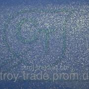Глянцевая пленка ПВХ для МДФ фасадов Галактика голубая фото
