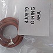 О-кольцо 4j0519 резиновое Уплотнение Caterpillar фото