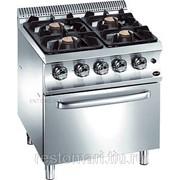 Плита газовая Apach Chef Line GLRRG89FGXP фото