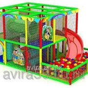 Детский игровой лабиринт для комнаты Крошка Енот фото