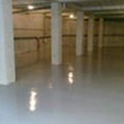 Полимерные покрытия бетонных полов фото