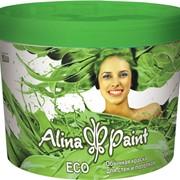 Краска водоэмульсионная Alina Paint ECO 25 кг фото