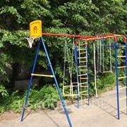Детский спортивный комплекс Дачный Мини фото