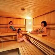Санаторно-курортные услуги, финская сауна фото