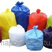 Пакеты под мусор фото
