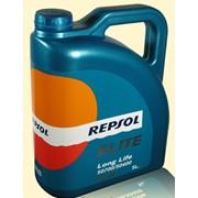 Масло моторное синтетическое Repsol Elite Long Life 50700/50400 5W30 фото