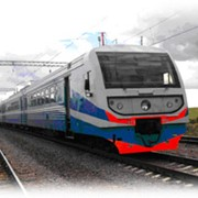 Дизель-Поезд ДТ-1 фото