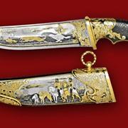 Нож Знатная охота 270*130*54*5 фото