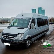 Аренда микроавтобусов и автомобилей на свадьбу фото