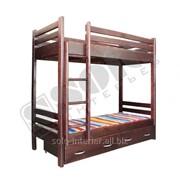 Кровать двухъярусная Ботакан фото