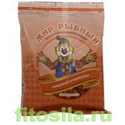 Рыбный жир (пищевой) - 100 капсул по 0,3 г. фото