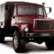 Автомобиль ГАЗ-33081 73 Садко фото