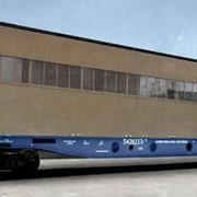 Переоборудование платформы под перевозку крупнотоннажных контейнеров фото