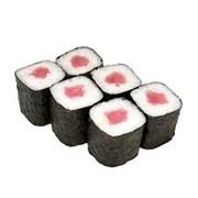 Доставка блюд японской кухни - Хосомаки Магуро фото