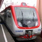 Электропоезд нового поколения ЭД4МКМ фото