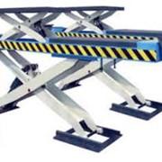 Подъемник ножничный для сход-развальных работ H5000