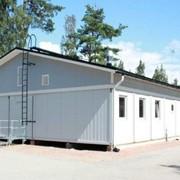 Модульные здания - Детские сады и школы фото