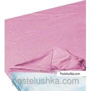 Простынь на резинке Zastelli джерси 100*200+25см Фиолетовый фото