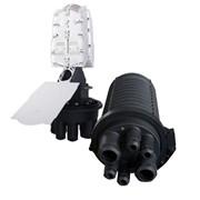 Муфта универсальная оптическая высокой емкости серии FOSC 240-R