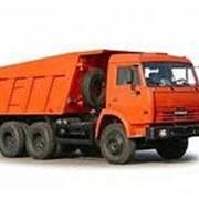 Вывоз мусора а/м КАМАЗ