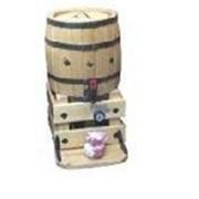 Модель TINO TWIN 1T25 для двух видов вина, по 25 литров каждого. фото