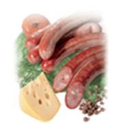 Колбаски гриль с сыром фото