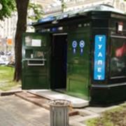 Туалетные модули-павильоны фото