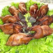 Мясо перепелов копченое фото