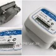 Счетчик газа квартирный с присоединительными комплектом СГБМ-1,6 (межповерочный интервал 12лет) фото