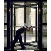 Двери вращающиеся фото