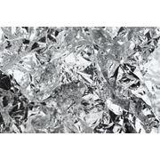 Фольга из алюминия фото