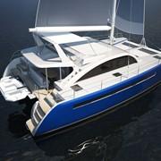 Дизайн и проектирование яхт, катамаранов, мегаяхт фото