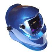 Маска - хамелеон Beta 9-13 Blue/Синяя (Корея) фото
