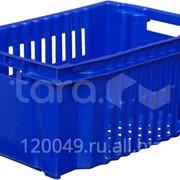Пластиковый ящик 540х360х260 Арт.105