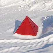 Пирамида для утепления пожарных подземных гидрантов фото