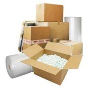Упаковочные материалы. фото