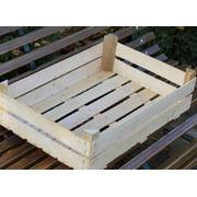 Ящики деревянные для упаковки овощейфруктов