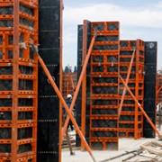 Конструкции легкие стальные тонкостенные, опалубка колонн в Астане фото