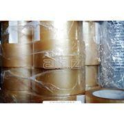 Ленты клейкие упаковочные типа скотч фото
