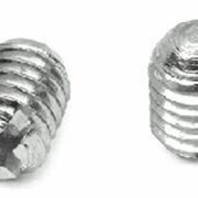 GR06 Винт стяжки конич., М6, L=8мм, сталь, цинковое покрытие фото