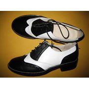 Обувь для аргентинского танго. фото