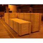 Упаковочные деревянные ящики фото